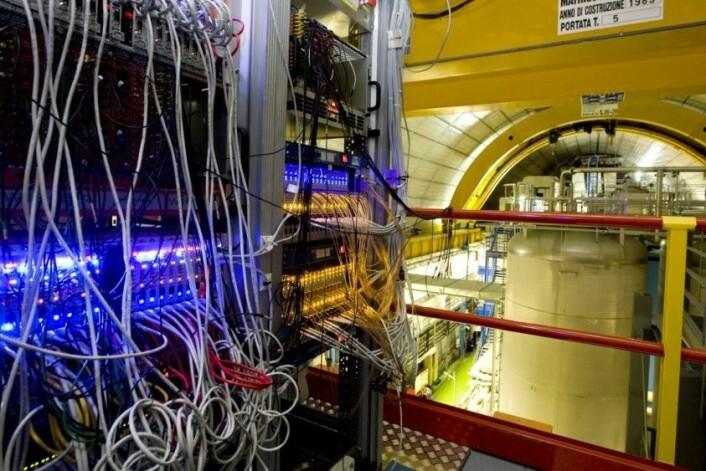 En av de mest grunnleggende idéene i moderne fysikk sto for fall, men det viste seg at det bare var en kabel som var litt løs. (Foto: Ho/Reuters)