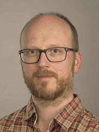 Audun Kjus er førstekonservator ved Norsk Folkemuseum.