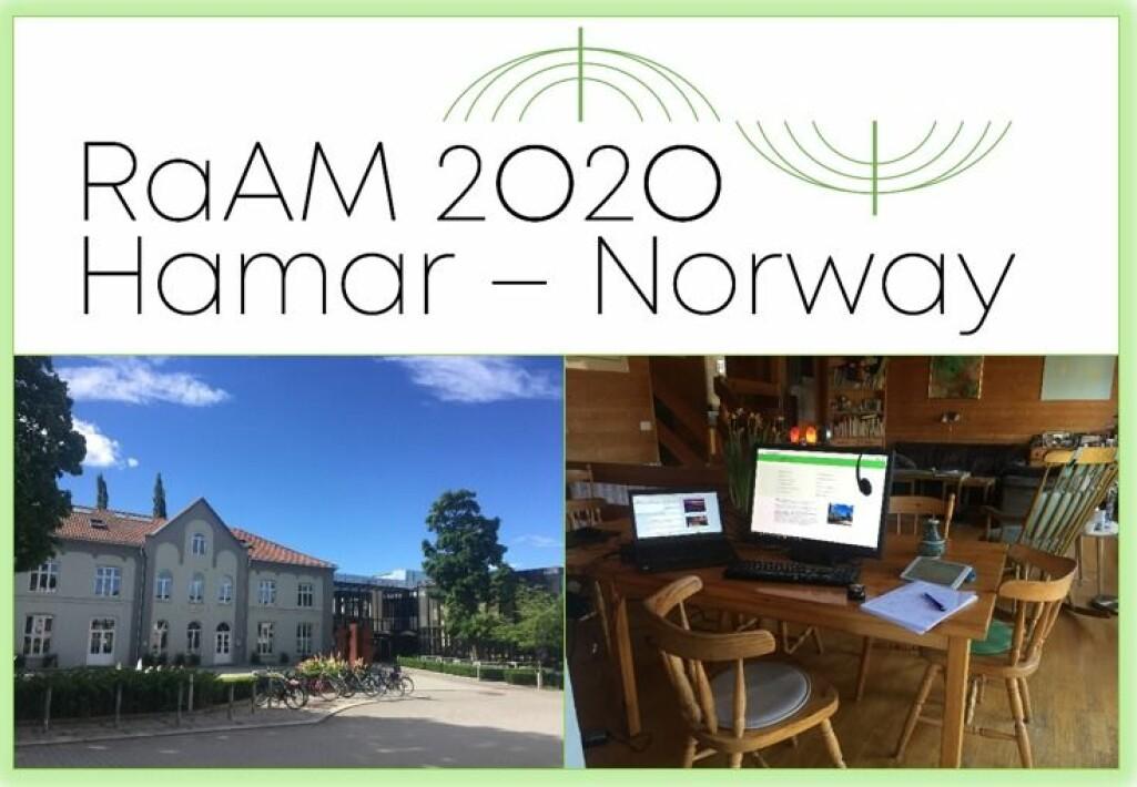 Arrangørene av stor internasjonal konferanse på Hamar lar seg ikke stoppe av pandemien. Nå blir konferansen heldigital.