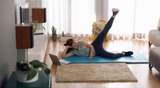 Slik kan du lett gjøre små livsstilsendringer mens du er hjemme