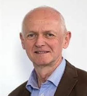 Geir Bukholm er områdedirektør i avdeling for levelse og stab for smitevern, miljø og helse ved FHI.