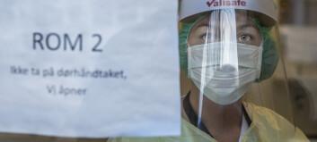 Forskere ser om det er mulig for pasienter å dele respirator
