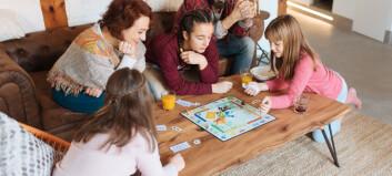 Spill kan være bra for hjernen