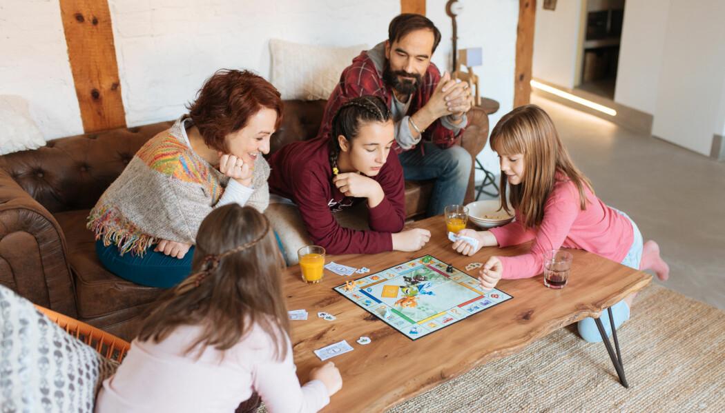 De som hadde spilt mye spill som barn, var skarpere i hjernen da de var 70 år, viser en ny studie.
