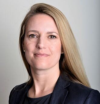 Vellykket: Ann-Torill Tørrisplass syntes det gikk overraskende bra å forsvare sin doktorgradsavhandling over Skype.