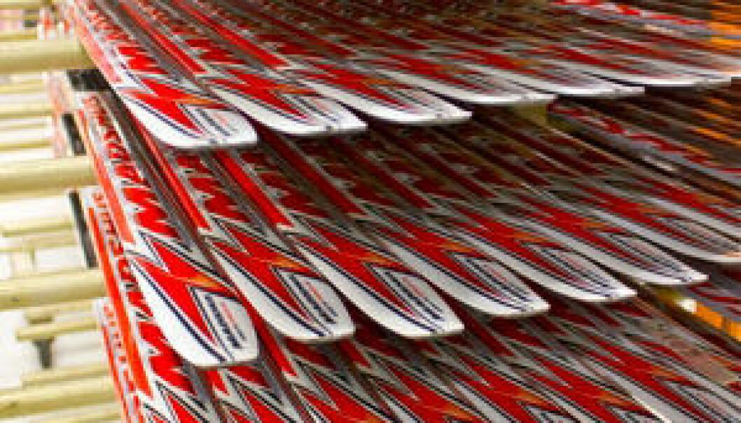Skifabrikken Madshus har satset bevisst på forskning. Det har gitt resultater, både i form av nye produkter og bedre lønnsomhet. Bård Amundsen