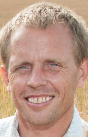 Henrik Forsberg Mathiesen. (Foto: Lars Sandved Dalen / Skog og landskap)