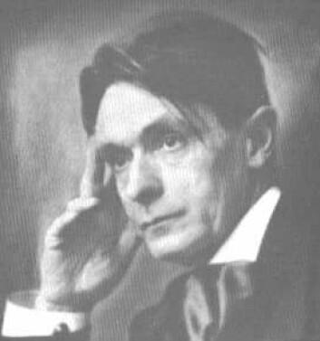 """""""Rudolf Steiner, antroposofiens grunnlegger."""""""