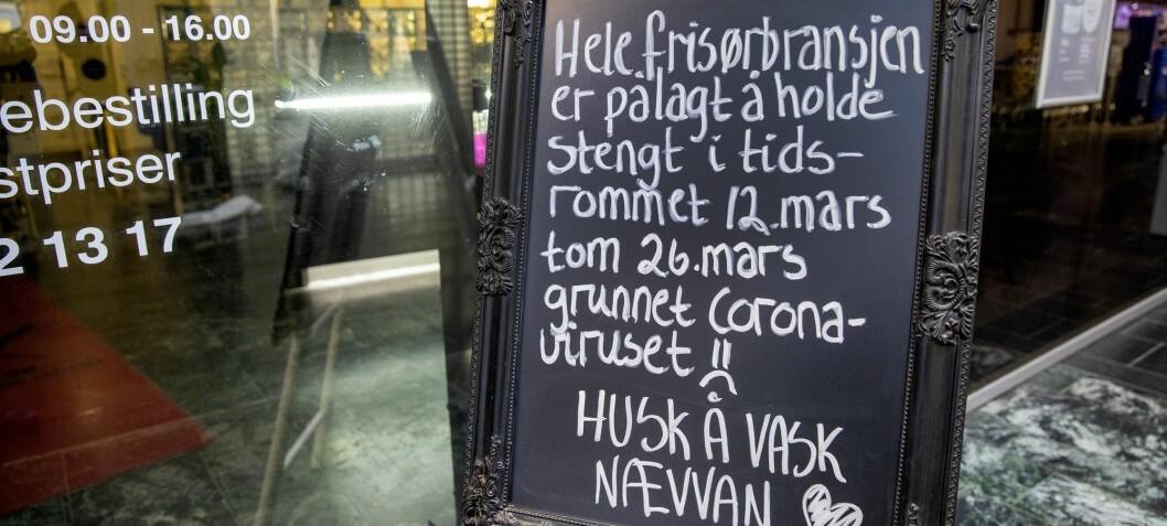 Korona: Hvor mange har sårbare jobber i Norge?