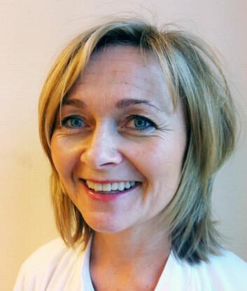 Anne Veddeng. (Foto: (Foto fra Kvinneklinikken))