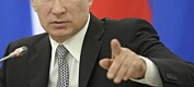 Putin spisser universitetsutdanningen