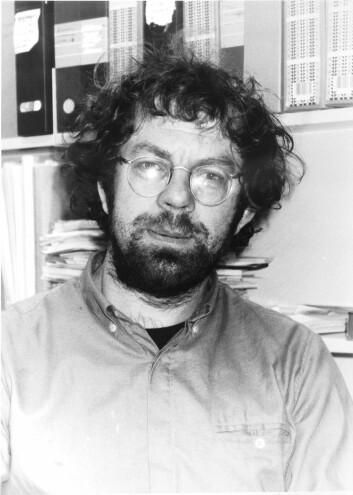 Professor Anders Skonhoft. (Foto: NTNU)