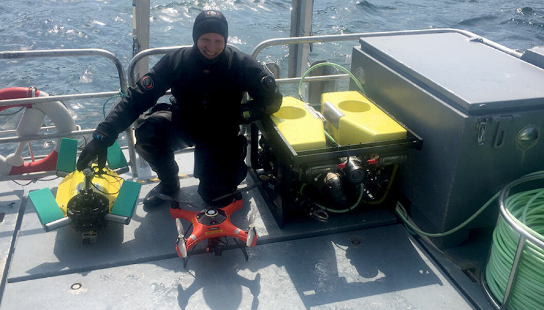 A new field of research is looking at the interaction between fish and robots. Results show that the fish are far more affected by their environment than we have been aware of.