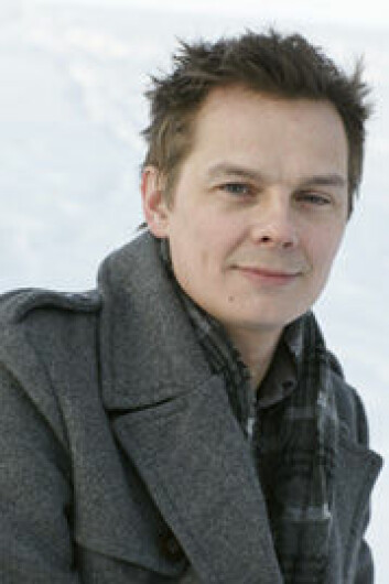 Atle Sperre Hermansen. (Foto: Annica Thomsson)