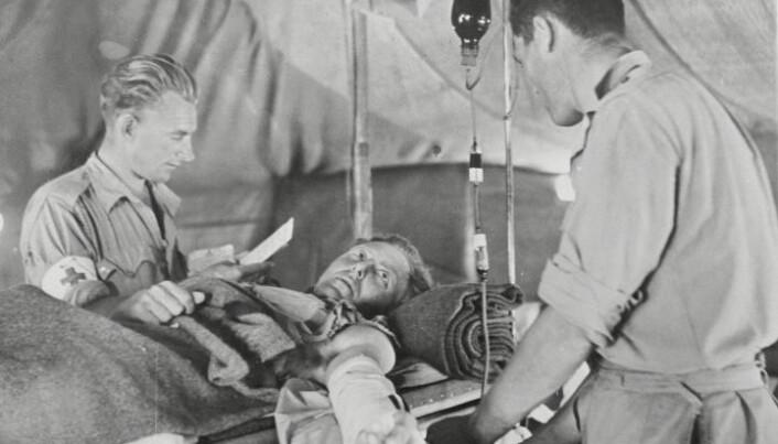 I tiden rundt 1. verdenskrig og spanskesyken ble det gjort store framskritt innenfor medisin med bruk av blodoverføringer.