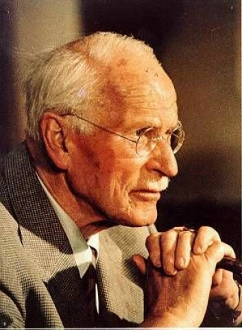 """""""Carl G. Jung, psykolog og mystiker."""""""