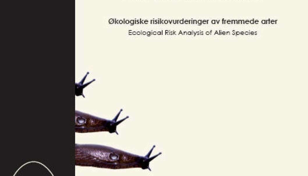 """""""Norsk svarteliste 2007, med økologiske risikovurderinger av fremmede arter."""""""