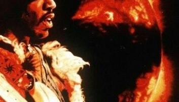 Jimi Hendrix versjon av Star Spangled Banner. NRK