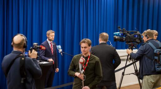 Koronanyheter kan gi ny omtalerekord i norske medier