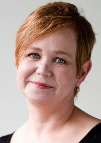 Mai Britt Guleng er kurator ved Nasjonalmuseet i Oslo. (Foto: Nasjonalmuseet)