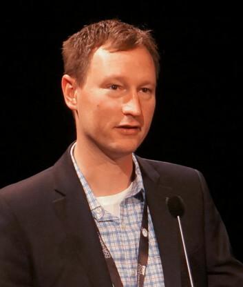 Timothy Meyer. (Foto: Arnfinn Christensen, forskning.no)