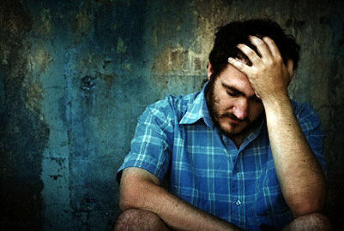 Forskere arbeider md nye typer antidepressiva. (Foto: iStockphoto)