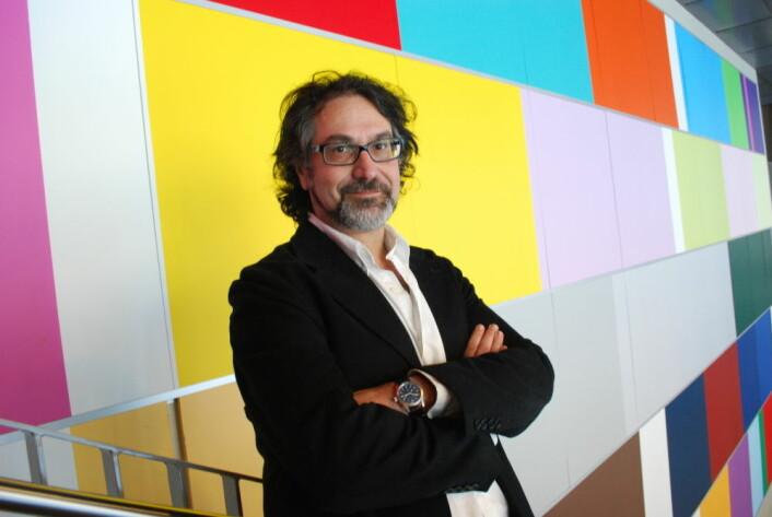 Bruno Laeng, professor ved UiO. (Foto: UiO)