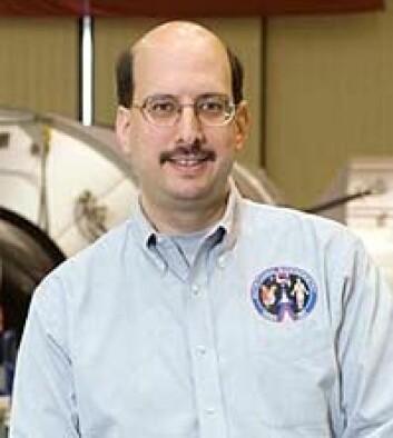 Dr. Scott M. Smith, ernæringsfysiolog og hovedforfatteren av studiet. (Foto: NASA)