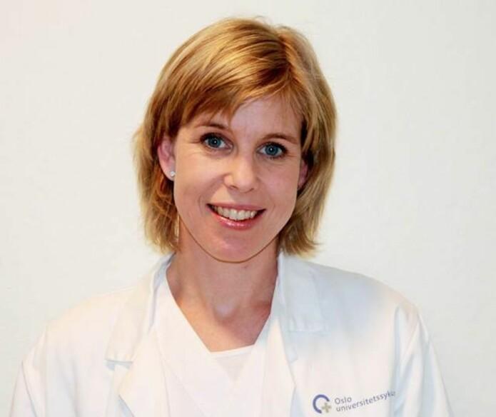 Else Marit Inderberg sier at det er vanskelig å holde store eksperimenter gående nå.