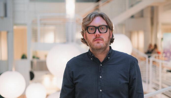 Medieforsker Anders Olof Larsson ser at det kan åpne seg spennende forskningsmuligheter etter koronakrisen.