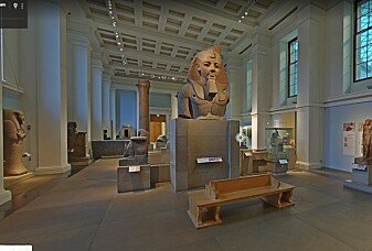 Besøk disse berømte museene fra sofaen