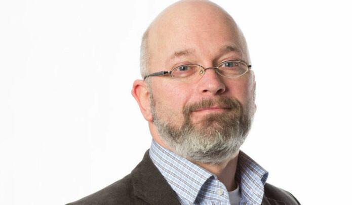 Jörn Klein mener at han for tiden har en viktig rolle som fri akademiker innen smittevern.