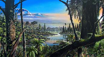 Slik kan det ha sett ut i Antarktis for 90 millioner år siden