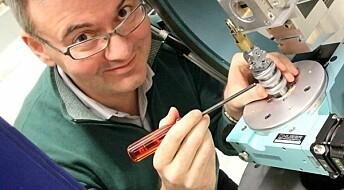 Plast lager strøm av temperaturforskjeller