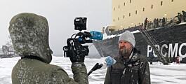 Polarforskere kom hjem til koronapandemi