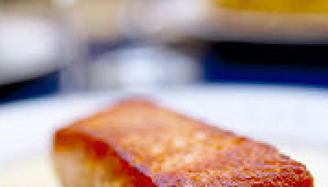 Frisk med fisk igjen