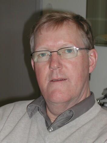Arild Mentzoni er statsmeteorolog ved Meteorologisk institutt og var tidligere værmelder for NRK. (Foto: met.no)