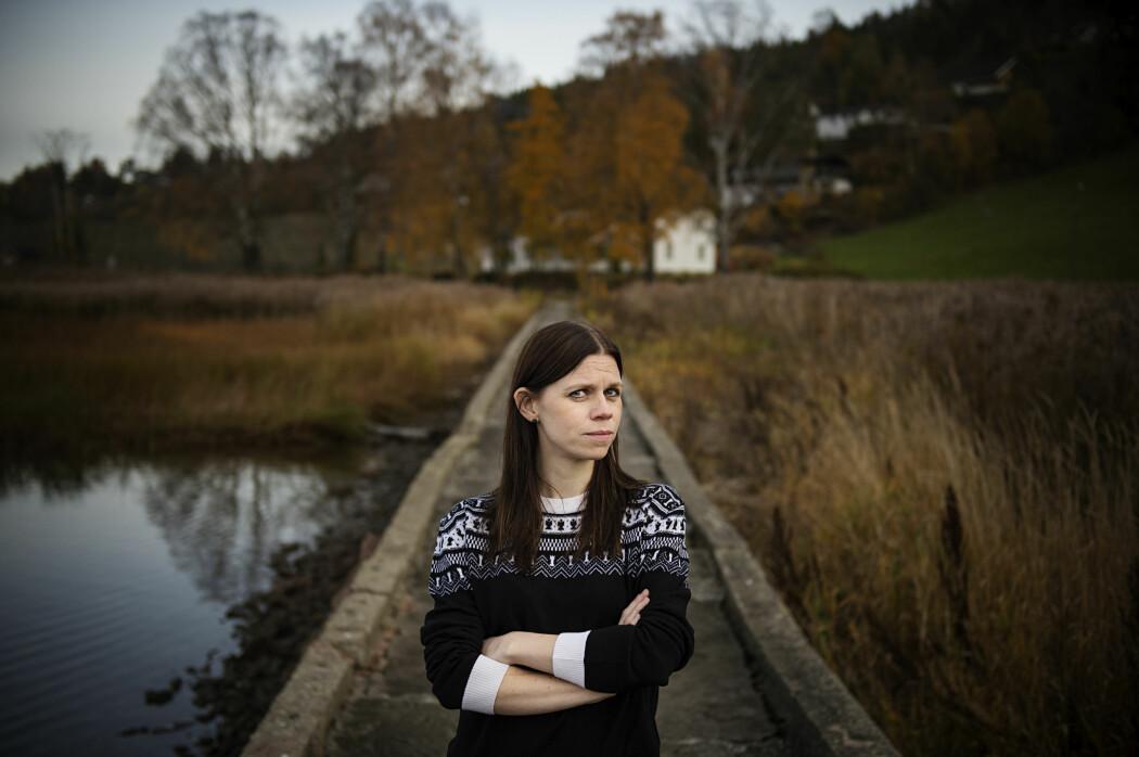 Gerd Berget forsker på om unge utviklingshemmede får dekket informasjonsbehovet sitt. Hun har doktorgrad i informatikk.