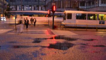 I teorien har vi alle anledning til å bruke de offentlige rommene i Oslo. Men i praksis er det ikke slik, viser forskning. (Foto: Colourbox.com)