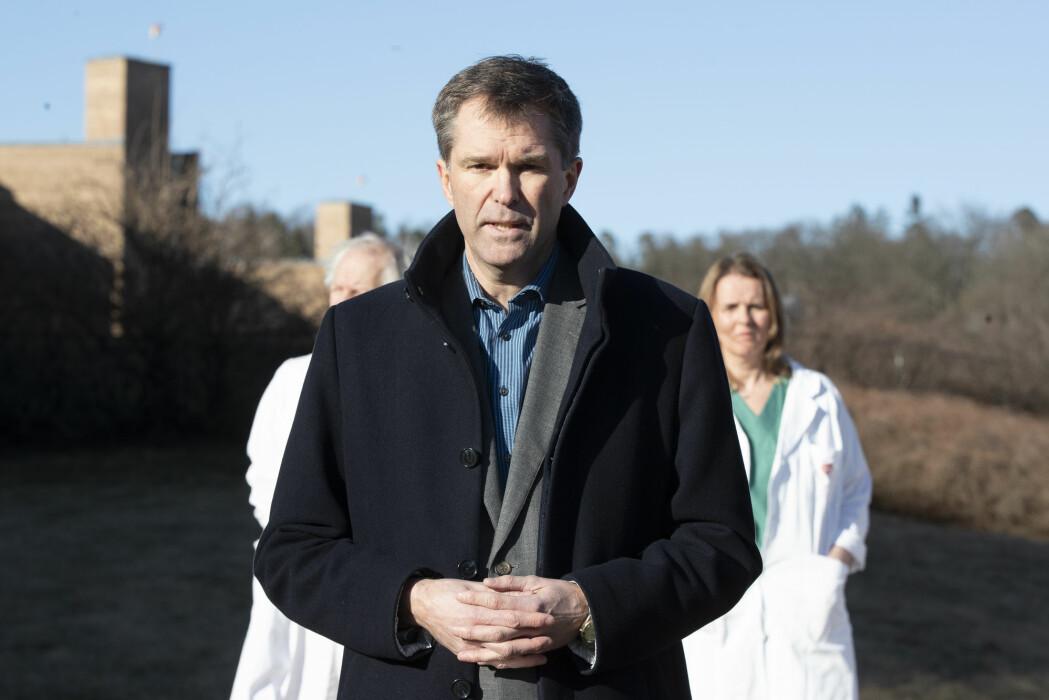 Direktør John-Arne Røttingen i Forskningsrådet skal koordinere den globale studien.