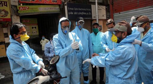 Verden med virus: Fører til politisk ustabilitet
