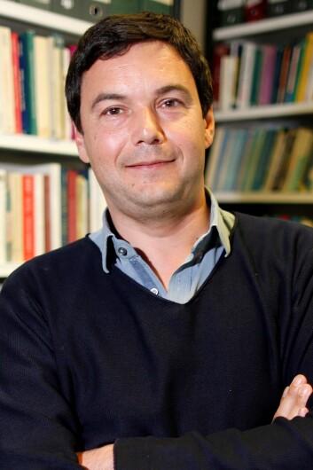 Thomas Pikettys synspunkter har blitt diskutert heftig i media. (Foto: Charles Platiau, Reuters)