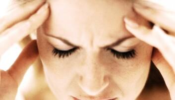 Beroligende kan gi kronisk hodepine