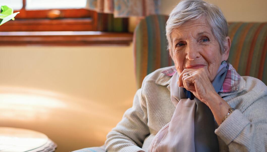 Mange eldre vil komme på sykehjem etter korona-isolasjonen, frykter forskere