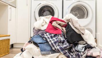 Doing laundry during the coronavirus outbreak