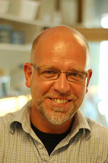 """""""Professor Donald Gullberg. (Foto: Lars Holger Ursin)"""""""