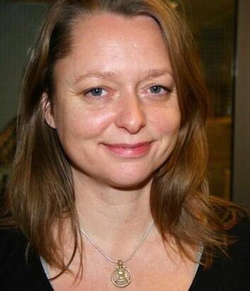 Trine Rogg Korsvik. (Foto: Ida Irene Bergstrøm)