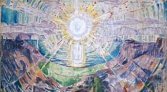 Forskeren forteller: Gjennom naturen med Edvard Munch