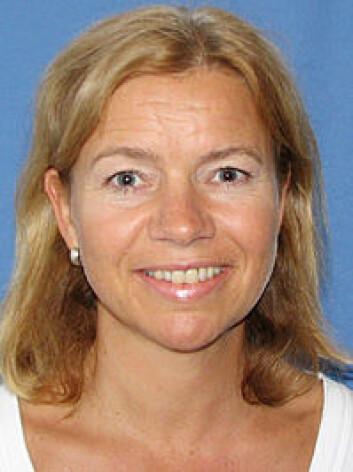 Elisabeth K. Bjelland (Foto: Folkehelseinstituttet)
