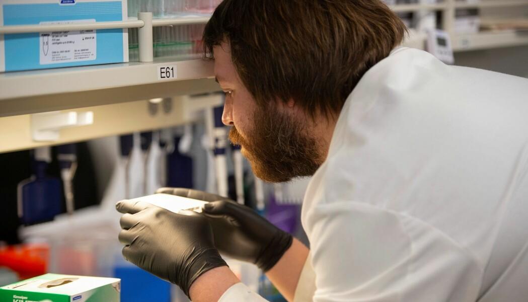 Denne forskeren ved University of Minnesota i USA er en av mange som prøver å finne ut om malaria-medisin kan brukes mot korona.